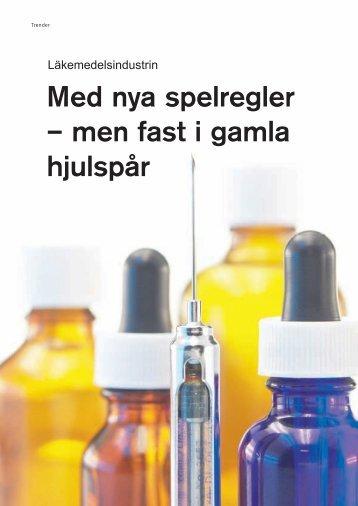 proca - Pharma Industry
