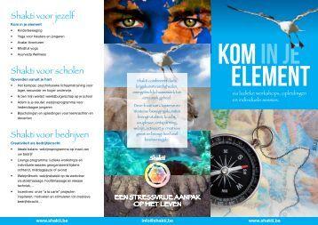 Klik hier om onze brochure te downloaden. - Shakti