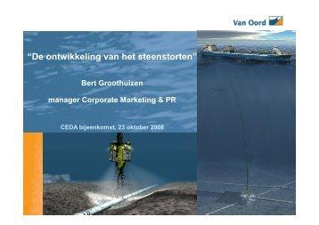Presentatie Van Oord & Marine Contractors