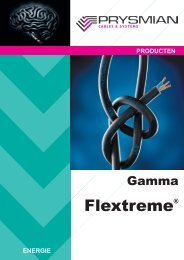 Flextreme® - B-Cables