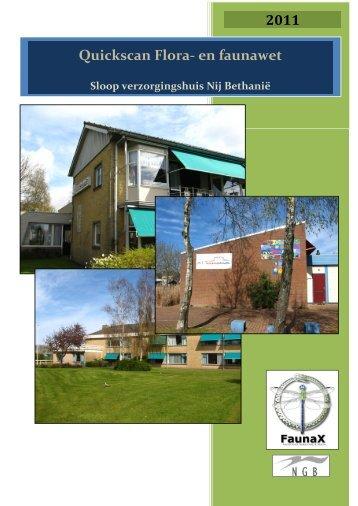 Bijlage 3 Ecologisch onderzoek - Gemeente Franekeradeel