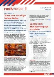 De Rookmelder, maart 2012.pdf - Brandweer Nederland