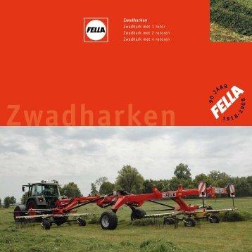 FELLA zwadharken - AVS Agri