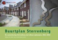 Buurtplan Sterrenberg 2011-2012 - Buurt Sterrenberg