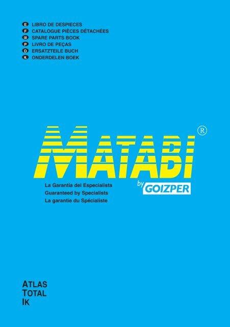 Matabi Junta P//Style 1,5 413