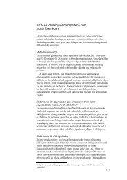 BILAGA 2 Intervjuer med patient- och ... - Riksrevisionen