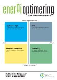Hvilken model passer til din organisation? - Energiforum Danmark