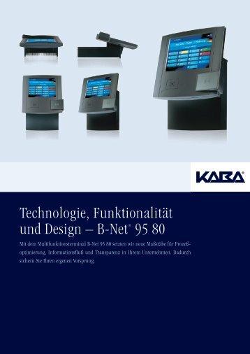 B-Net® 95 80 - Bavaria Zeitdienst Regensburg