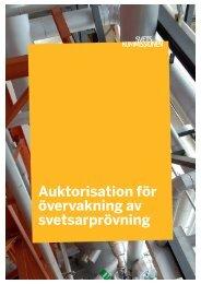 Auktorisation 2013 .pdf - Svetskommissionen
