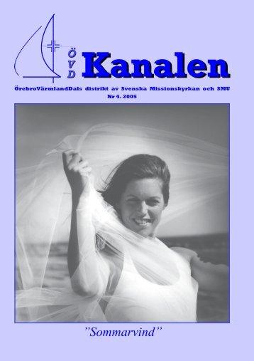 Kanalen - Örebro Värmland Dals distrikt - Svenska Missionskyrkan