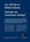 Civilekonom 2013 - Framtidens Karriär - Page 7