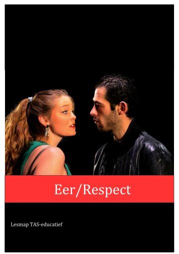 Eer/Respect - Theater aan de Stroom