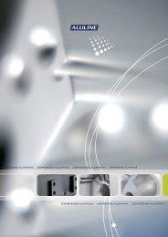 Download vores brochure i PDF format - Aluline