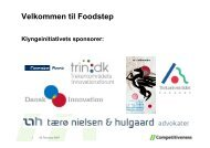 Klyngeinitiativets Sponsorer - Trekantomraadet Danmark
