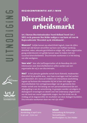 UITNODIGING - Gemeente Den Helder