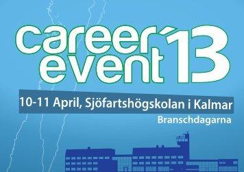 Om du vill ladda ner katalogen som PDF så finns den ... - Career Event
