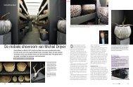 De mobiele showroom van Michiel Drijver - Bloem en Blad