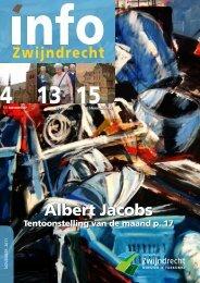 Albert Jacobs - Gemeente Zwijndrecht