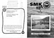 SMK-Nyt 3 - Silkeborg Motorbåd Klub