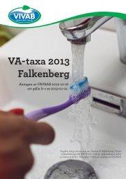 Falkenberg VA-taxa 2013.pdf - Vivab