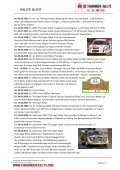 RALLYE-GUIDE - Thüringen Rallye - Seite 7
