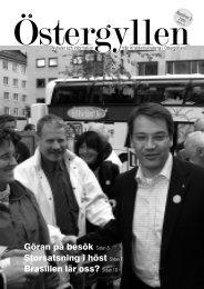 Östergyllen nr 2, 2005 - Kristdemokraterna - Östergötland