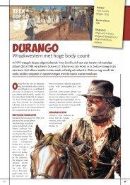 durango - Stripspeciaalzaak.be
