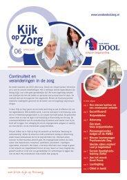 Kijk op Zorg - Van den Dool Zorg & Begeleiding