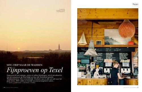Fijnproeven op Texel - t Pakhuus