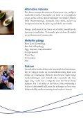 Kumelkproteinfri kost - for barn som ikke tåler ... - Helse Stavanger - Page 4