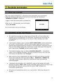 VX810 med Halda M1/C1 - Page 5