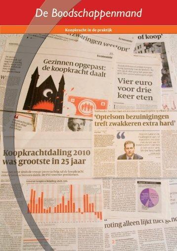 De Boodschappenmand - Arme Kant van Nederland/EVA