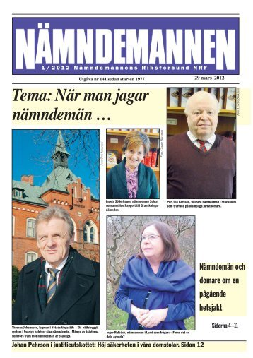 2012-1 - Nämndemännens Riksförbund