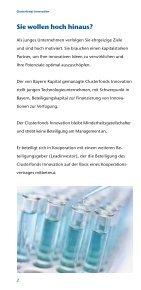 Clusterfonds Innovation - Bayern Kapital - Seite 2