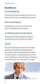 Clusterfonds Innovation - Bayern Kapital - Seite 6