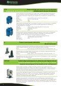 pompes et systemes de pompage pompen en ... - VARISCO SpA - Seite 6