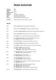 vita als pdf laden - Meike Gottschalk