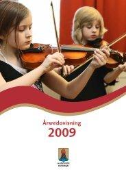 Årsredovisning 2009 (PDF 4 MB) - Huddinge kommun