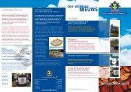 Nieuwsbrief december 2009 - van Dijk geo- en milieutechniek