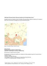 Offentlig informationsmøde - Norddjurs Kommune