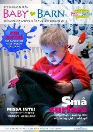Mässtidning - Baby & Barn