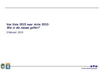 Titel presentatie - De NVG