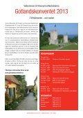 Konventbroschyren - Gotlandskonventet 2013 - Page 2