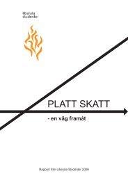 PLATT SKATT