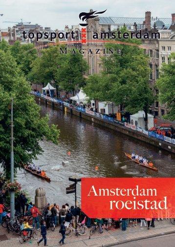 roeistad - Topsport Amsterdam