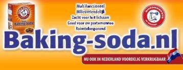 Limonade maken - baking-soda.nl
