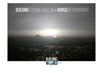 Building World Marketing Aanpak