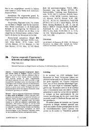 historiek en huidige status in België - Manual of the Alien Plants of ...