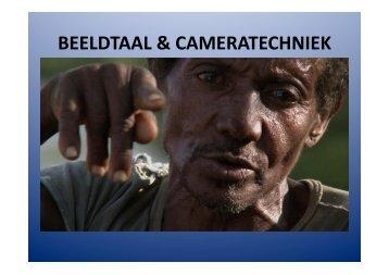 Les Beeldtaal & Cameratechniek FX105.pptx - 30 Seconds of Sales