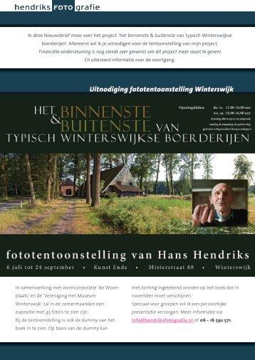 nieuwsbrief 5 - Hendriks Fotografie